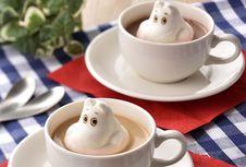 Menu Baru 'Moomin Marshmallow' di Moomin Cafe
