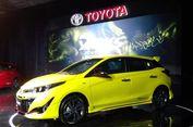 Toyota Yaris Terbaru Meluncur, Masih Pakai Mesin Lawas