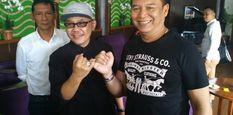 TB Hasanuddin dan Doel Sumbang Ngobrol tentang Jawa Barat