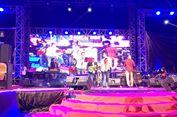 Parkiran Jazz Bentara Solo: Kami Anak Indonesia