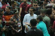 Jokowi Berjanji Bangun Kembali Rumah Rusak akibat Gempa di Banjarnegara