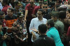Jokowi Pastikan Pemerintah Bangun Kembali Rumah, Sekolah, dan Masjid di Banjarnegara