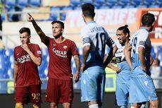 Hasil AS Roma Vs Lazio, I Giallorossi Atasi Perlawanan Tim Tamu