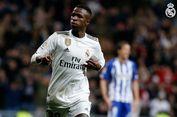 Vinicius Merasa Alami Tahun yang Hebat Saat Real Madrid Nirgelar