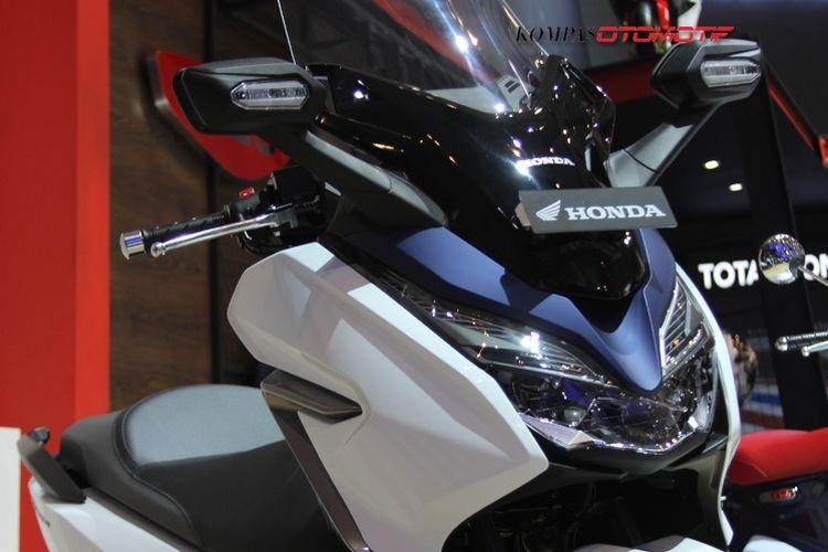 Honda Forza 250 di GIIAS 2018