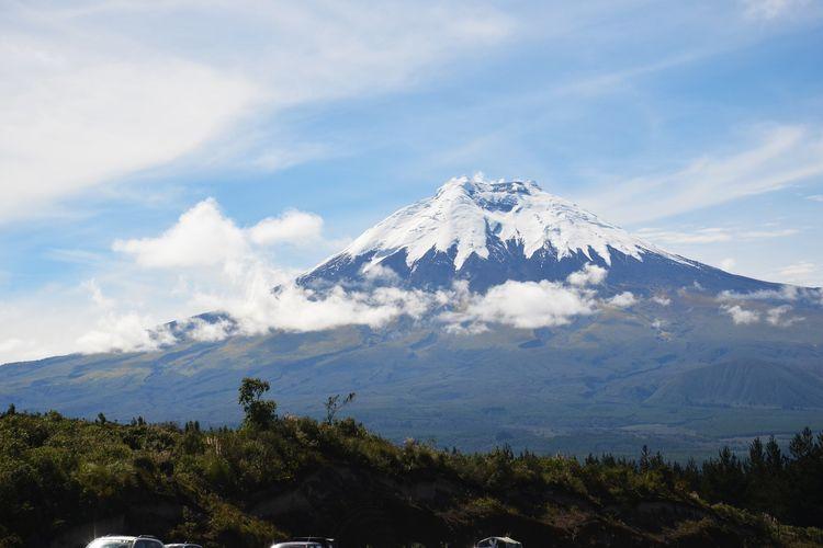 Gunung Cotopaxi