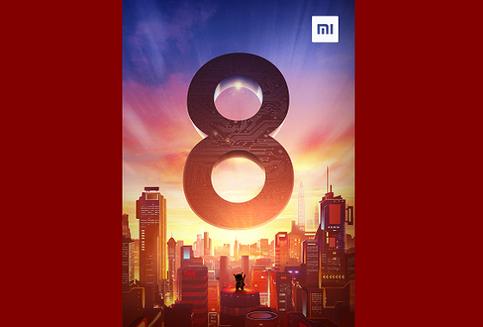 Xiaomi Sembunyikan Kejutan di Poster Mi 8
