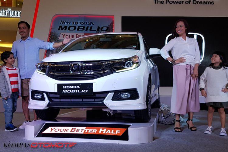 Honda Mobilio versi penyegaran 2019