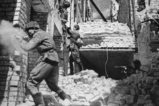 Rusia Peringati 75 Tahun Kemenangan di Pertempuran Stalingrad