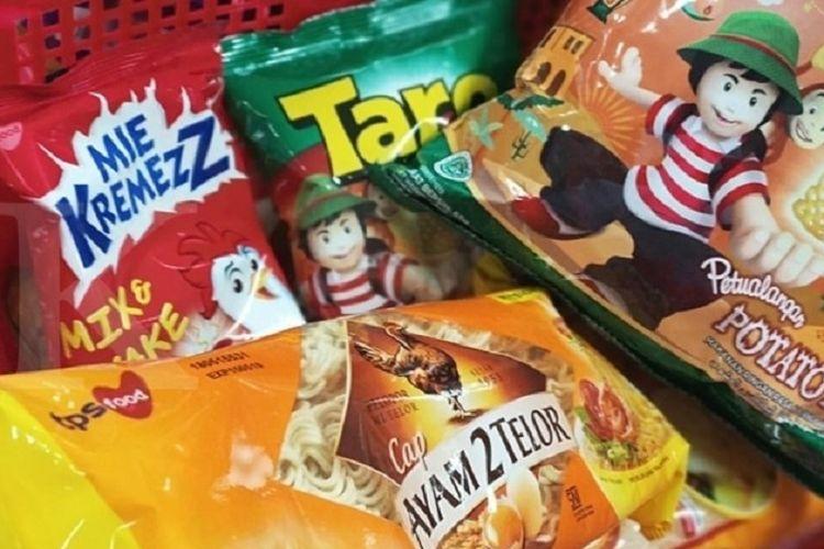 ilustrasi Produk PT Tiga Pilar Sejahtera Food Tbk