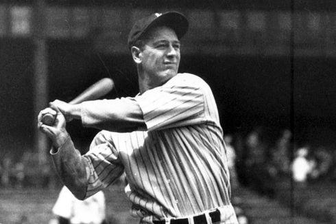 Biografi Tokoh Dunia: Lou Gehrig, Diabadikan Jadi Julukan Penyakit ALS