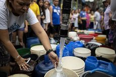 Krisis Air Terburuk Melanda Ibu Kota Filipina