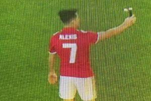 Viral, Alexis Sanchez Sudah Pakai Kostum Nomor 7 Manchester United