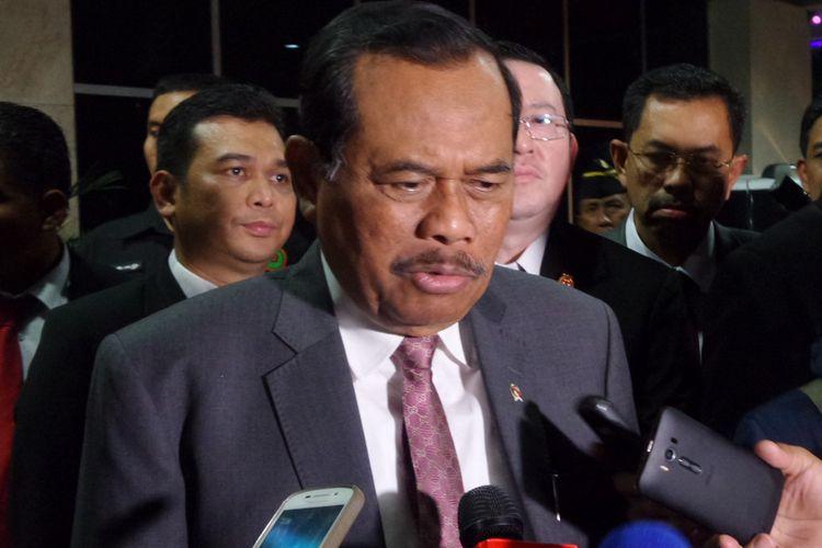 Jaksa Agung RI, Muhammad Prasetyo.