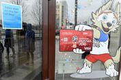 Ribuan Turis China Tertipu Penjual Tiket Palsu Piala Dunia 2018