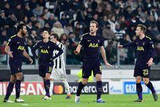 Hasil Liga Champions, Juventus Vs Tottenham Imbang di Turin