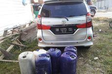 Polisi Aceh Timur Gagalkan Penyelundupan 12 Jeriken Bensin