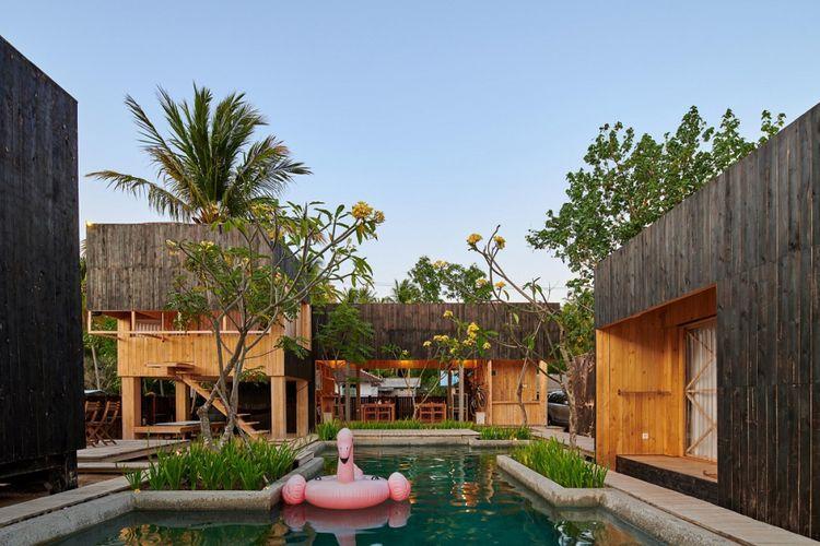 Resor Kiyakabin di Lombok.