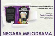 Buku Garin Nugroho Diluncurkan, Lagu Mandi Madu Pun Didendangkan