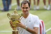 Peringkat 1, Federer Langsung Juarai Rotterdam Open