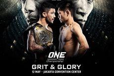 ONE Championship Kembali Gelar Pertarungan di Jakarta