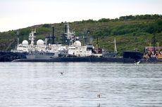 Rusia Akui Kapal Selamnya yang Terbakar Bertenaga Nuklir