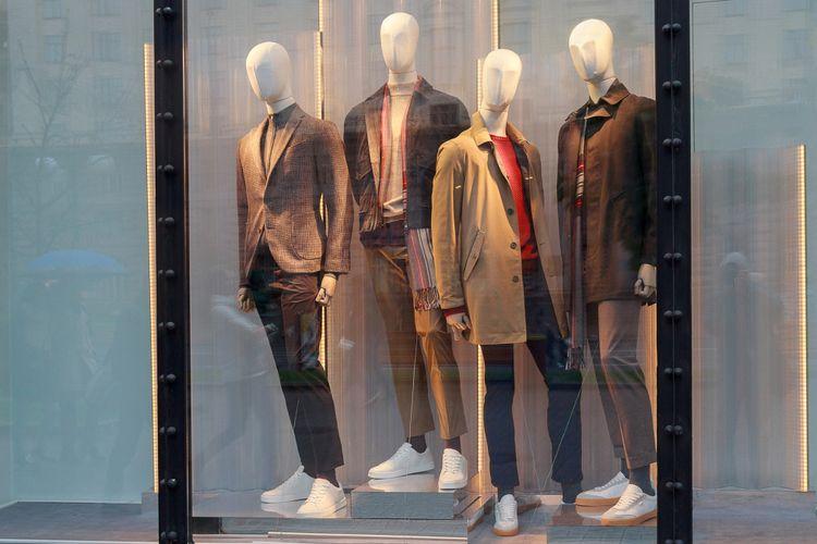 ilustrasi pakaian