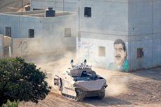 Israel Kembangkan Tank Tempur Canggih dengan Sistem Kendali bak