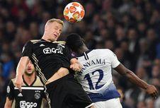 Ajax Vs Tottenham, De Amsterdammers Punya Rekor Kandang Impresif