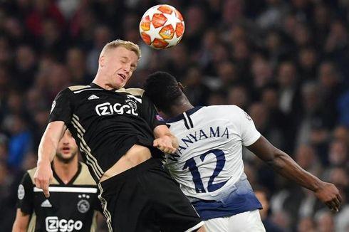 Tottenham Vs Ajax, Materi Tak Selalu Tentukan Prestasi
