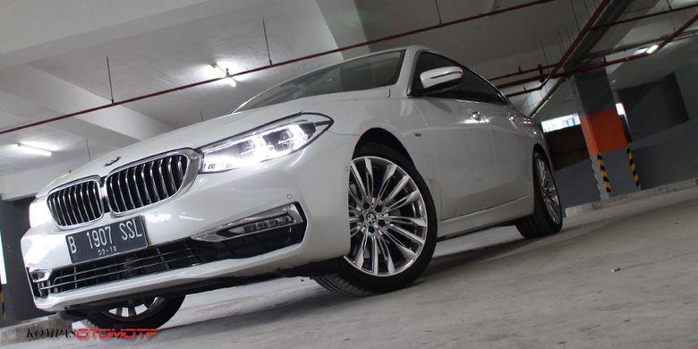 BMW Seri 6 GT