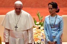 Paus Fransiskus Buka Suara tentang Sikap Bungkamnya di Myanmar