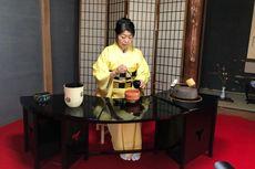 Setengah Jam Meresapi Syahdunya Upacara Minum Teh Tradisional Jepang