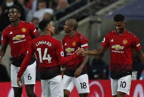 Hasil dan Klasemen Liga Inggris, Manchester United Samai Poin Arsenal