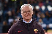 AS Roma Vs Cagliari, Ranieri Tanggapi Kabar Conte Latih Roma