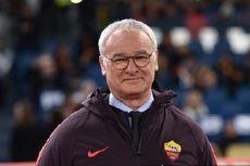 Claudio Ranieri Dipastikan Tinggalkan AS Roma pada Akhir Musim
