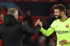 Man United Vs Barcelona, Barca Tak Boleh Lengah seperti PSG