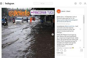 Hujan Deras, Wilayah Pancoran Terendam Banjir