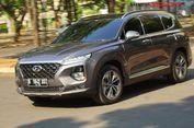 Sensasi Tenaga Besar Hyundai Santa Fe 2.2 CRDi