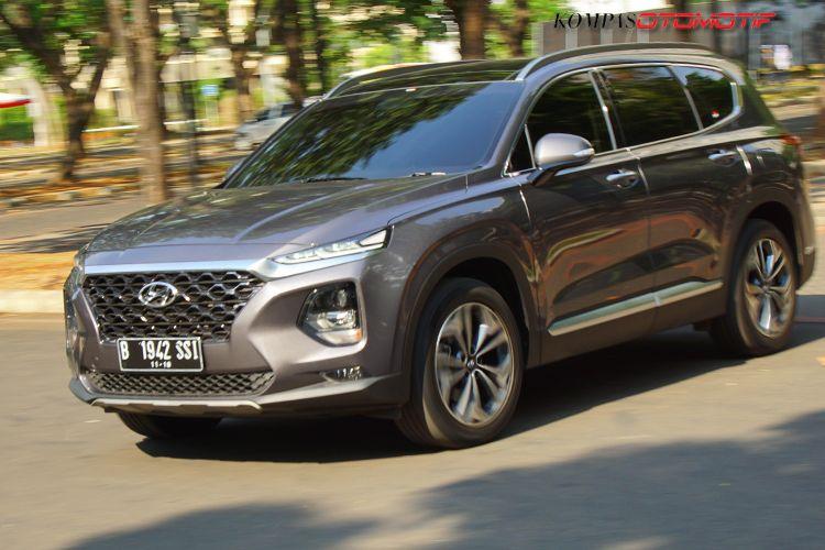 Hyundai Santa Fe XG CRDi 2.2