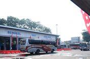 Hino Kawal Bus Angkutan Lebaran