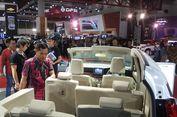 Kredit Mobil MTF Naik Dua Kali Lipat di IIMS 2018