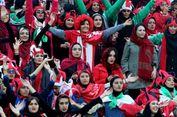 Ribuan Suporter Wanita Hadir di Laga Final LCA di Teheran
