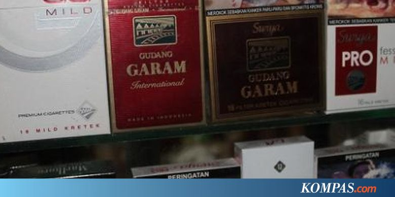 GGRM Berita Populer: Djarum dan Gudang Garam Dituntut Konsumen, Denda Telat Lapor SPT - Kompas.com