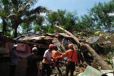 Dilanda Puting Beliung, 157 Rumah di Kabupaten Bekasi Rusak