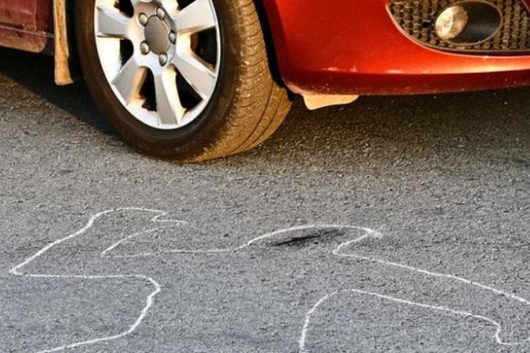 Ilustrasi kecelakaan.