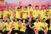 China Kalahkan Jepang di Final