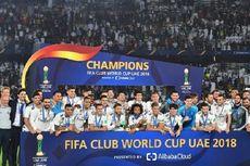 Piala Dunia Antarklub Menjadi Trofi Pertama Real Madrid bersama Solari