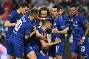 Chelsea Vs Arsenal 4-1, The Blues Juara Liga Europa 2018-2019