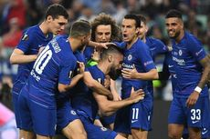 Chelsea Vs Arsenal 4-1, The Blues Juara Liga Europa 2018-2019